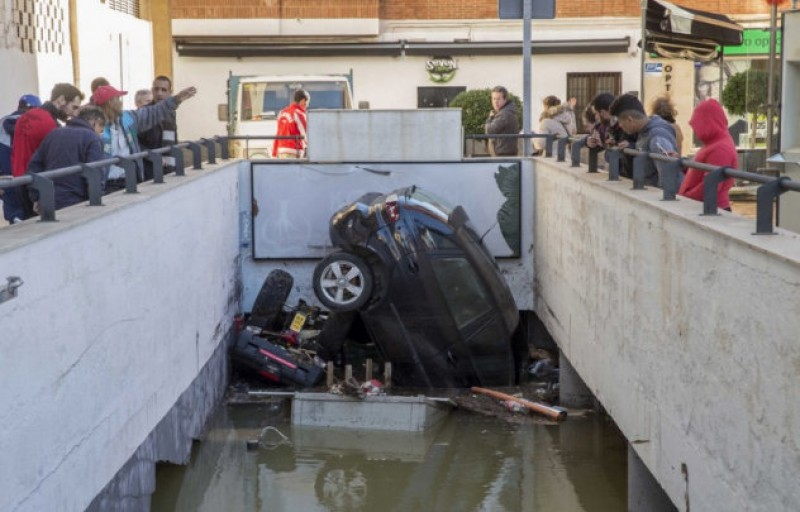 The wettest winter in Murcia for 76 years ended on Monday