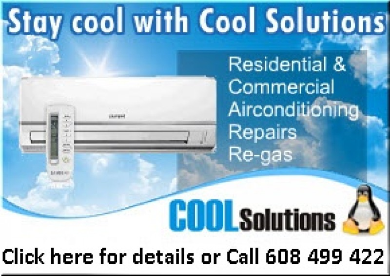 Cool Solutions Air Conditioning installation, re-gassing and repair in the Murcia Region