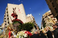 April 9th ENGLISH LANGUAGE Palm Sunday visit to Elche