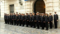 Murcia institutions observe a minute of silence for London terrorist victims