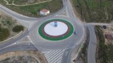 Bullas motorway roundabout and access road given makeover