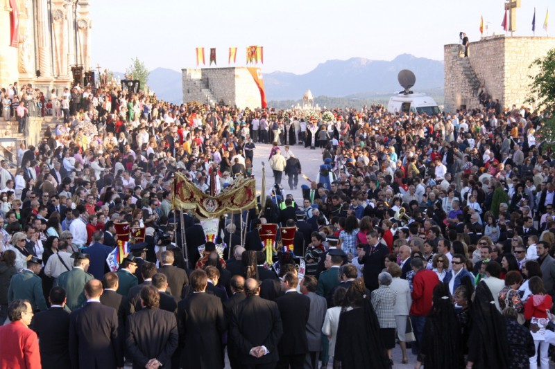 <span style='color:#780948'>ARCHIVED</span> - Holy Year or Jubilee Year 2017 in Caravaca de la Cruz