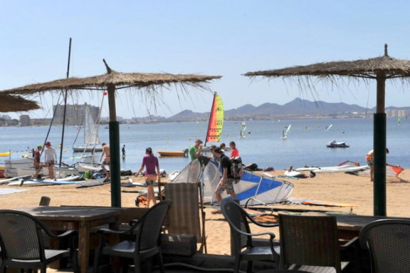 Cartagena beaches may be without bars for the start of Easter