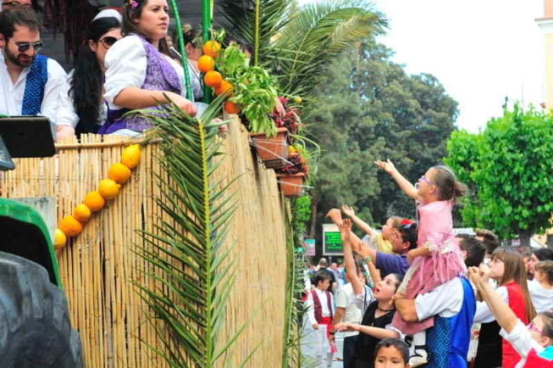 15th to 23rd April, Fiestas de la Primavera in the city of Murcia (part one)