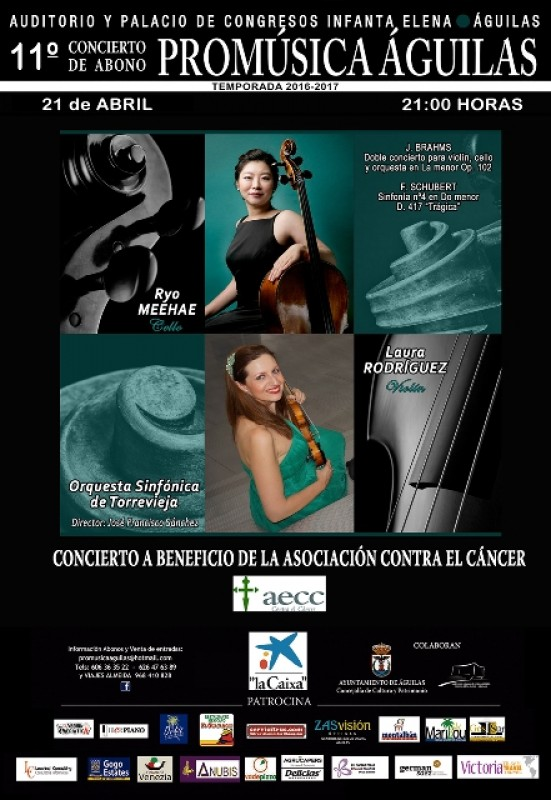 21st April Symphonic Orchestra of Torrevieja in Águilas