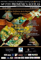 23rd June Region of Murcia Symphony Orchestra in Águilas