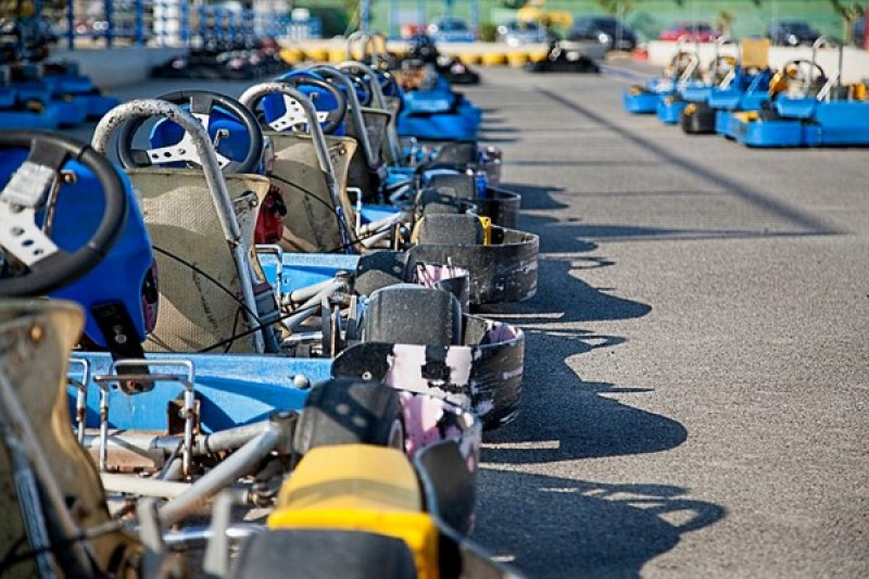 Go Karts Mar Menor in San Javier
