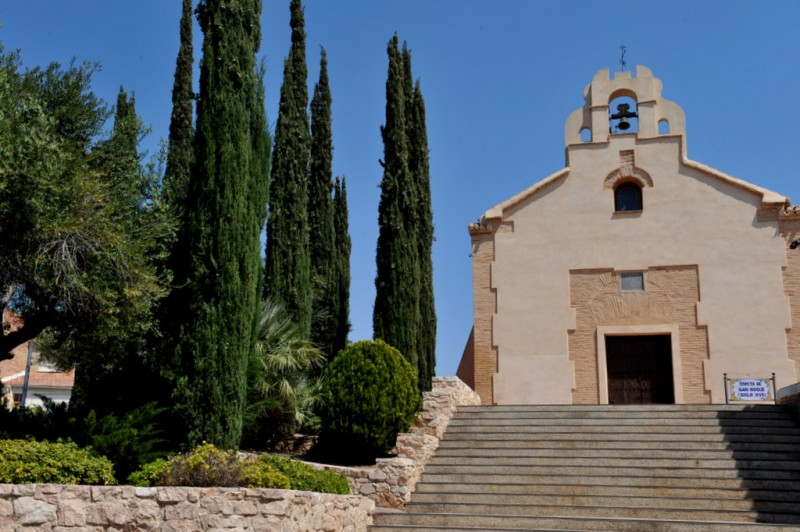 The Ermita de San Roque in Totana