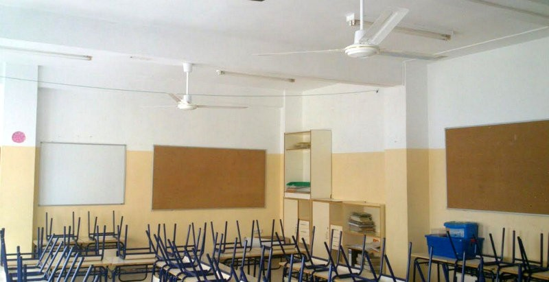 San Javier schools adopt ecological approach to classroom ventilation