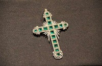 Priceless cross back on display at Murcia cathedral museum 40 years after being stolen