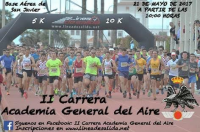 21st May II Carrera Academia General del Aire San Javier