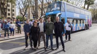 PP accuses Podemos of employing hate tactics in Murcia corruption bus visit