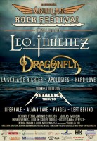 7th and 8th July Águilas Rock Festival