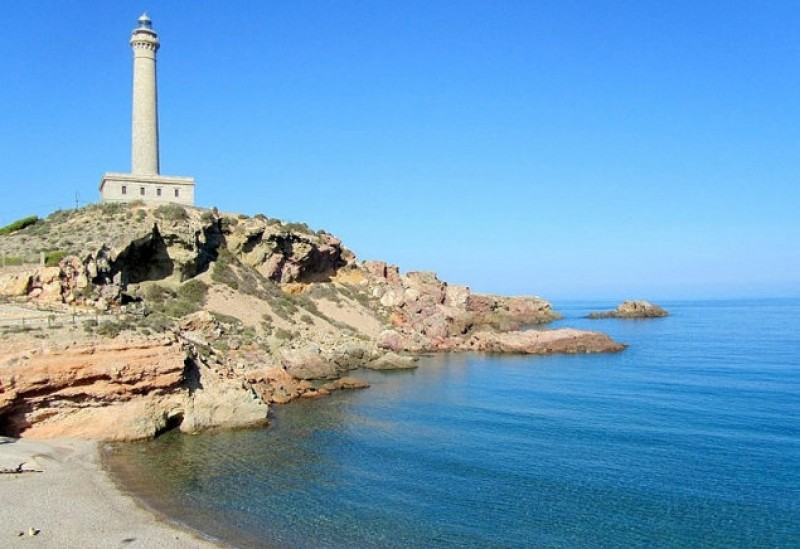 Cabo de Palos lighthouse hotel plan rejected by Cartagena Town Hall