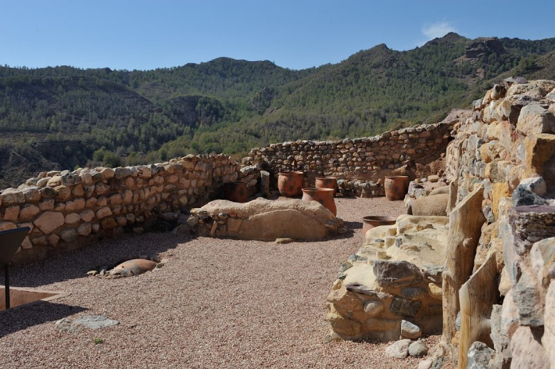 20th and 21st May guided tour of Argaric La Bastida archaeological complex in Totana