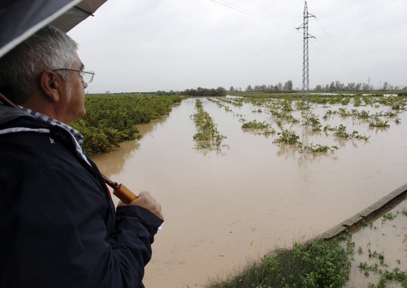<span style='color:#780948'>ARCHIVED</span> - Second wettest winter in 76 years in Murcia Region