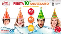 2 days for the price of 1 and discounts at Terra Natura Wildlife and Water Park in Murcia