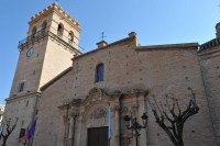 Saturdays in May and June free guided visits of Totana church tower