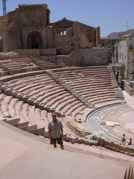 <span style='color:#780948'>ARCHIVED</span> - The Roman Theatre Museum, the jewel in the crown of Cartagena, Spain