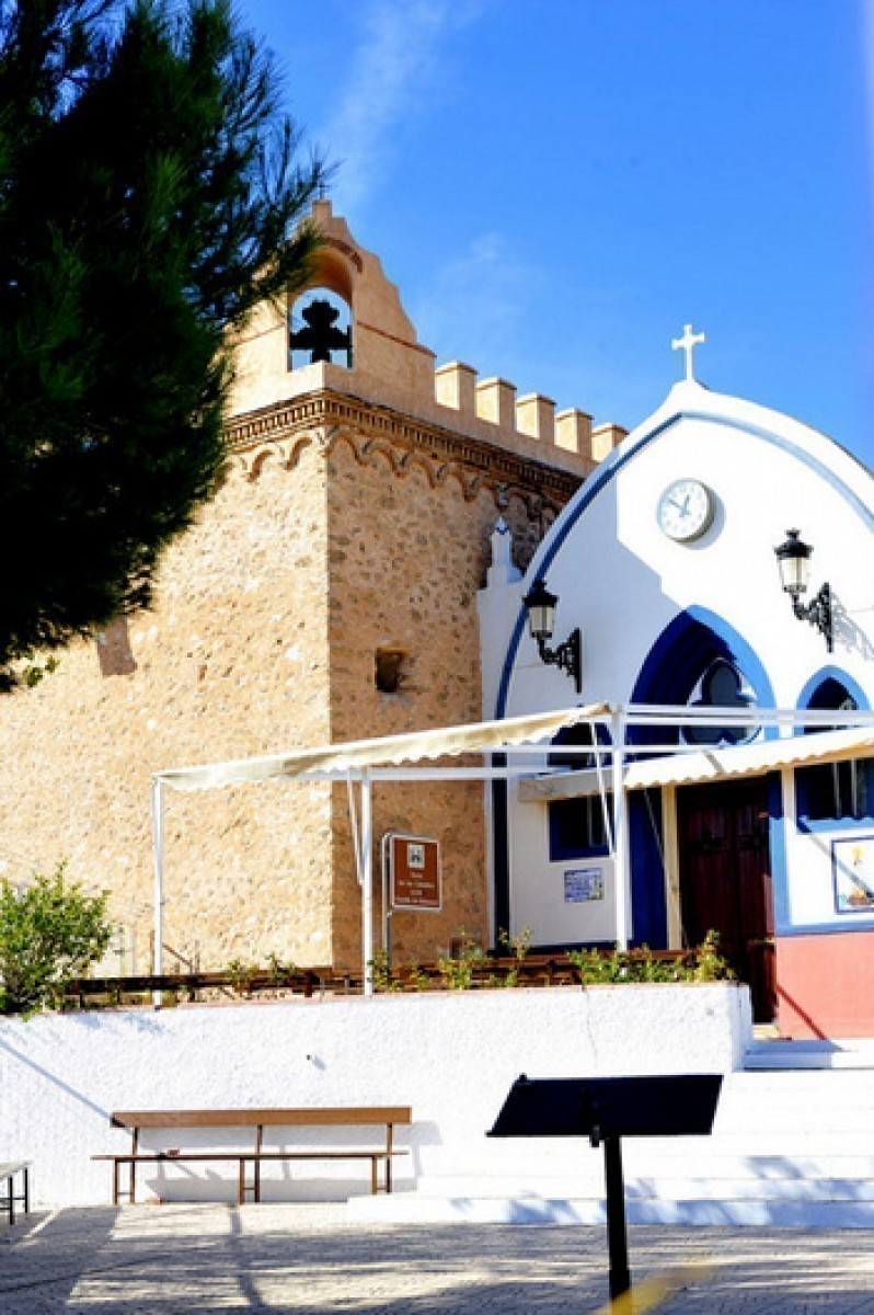 The church of Bolnuevo