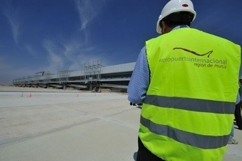 Corvera Airport, latest photos as construction forges ahead
