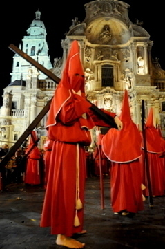 Semana Santa in the Region of Murcia, basic explanation