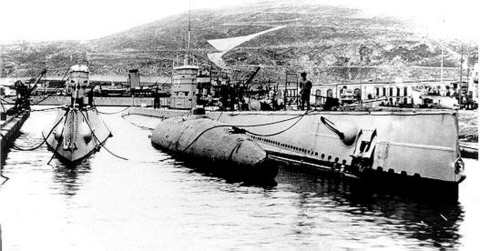 Cartagena, History of the Isaac Peral Submarine