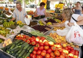 Regular Market Days in the Region of Murcia