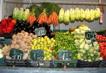 Regular Markets in the region of Murcia
