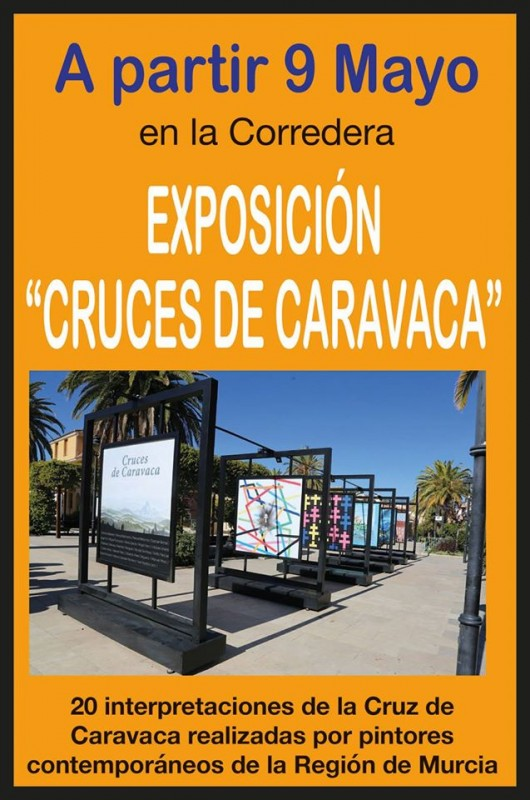The Cruces de Caravaca exhibition in Caravaca de la Cruz