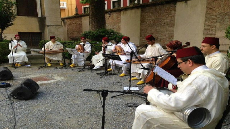 Friday 19th May three free concerts in Murcia Tres Culturas