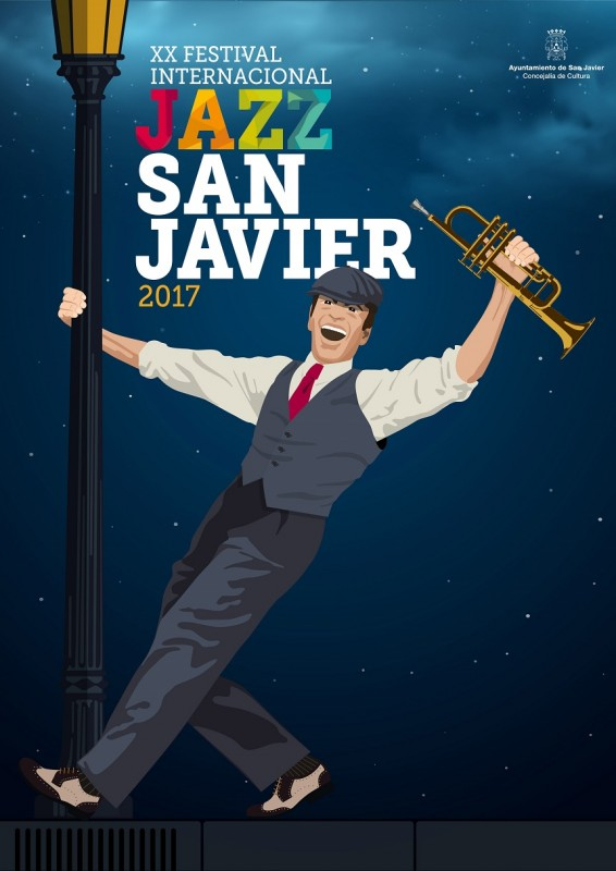 30th June to 30th July San Javier Jazz Festival 2017