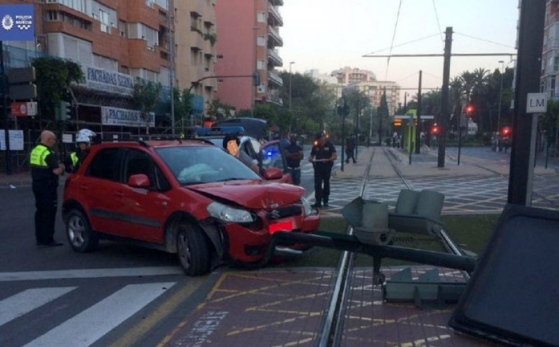 Two drink-driving incidents in Murcia over the weekend
