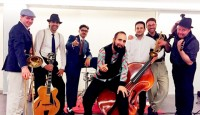 18th July Free concert Zoot Suiters at San Javier Jazz Festival