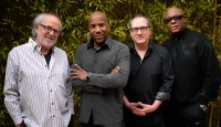 22nd July Fourplay plus Buddy Whitington and Santiago Campillo at San Javier Jazz Festival