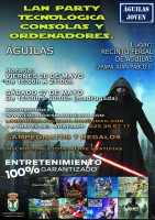 26th and 27th May Lan party in Águilas