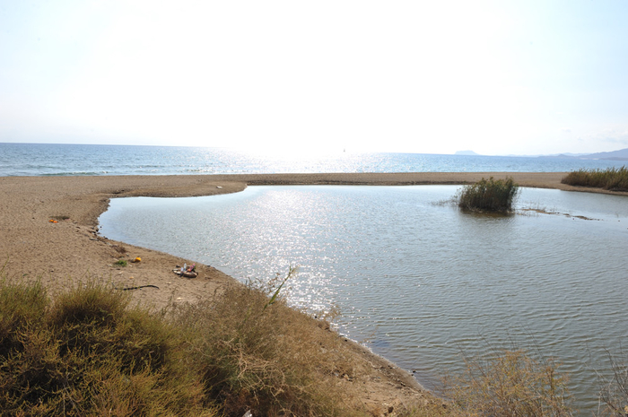 Mazarrón beaches: Playa del Castellar
