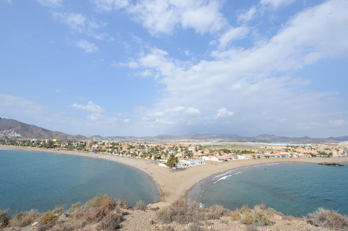 Mazarrón beaches: Playa de Nares