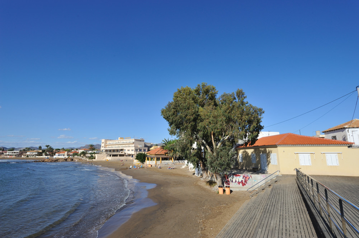 Mazarrón beaches: Playa de Bahía
