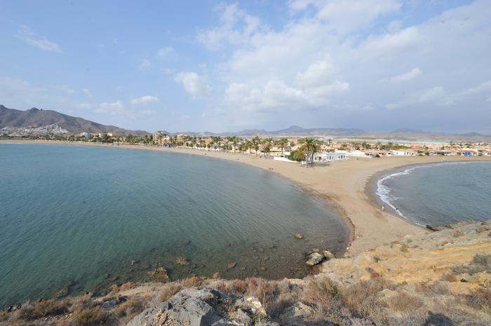 Introduction to Mazarrón beaches