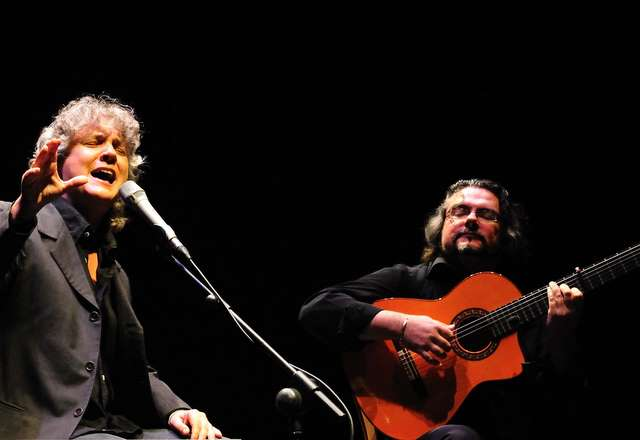 <span style='color:#780948'>ARCHIVED</span> - El Cante de las Minas, La Union, flamenco fusion, the past meets the future