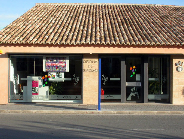 Bullas Tourist Information Office