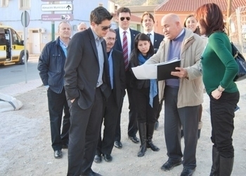 <span style='color:#780948'>ARCHIVED</span> - Paramount technical team visit Alhama de Murcia.