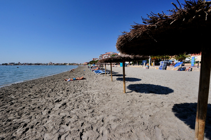 San Pedro del Pinatar beaches: Playa de Villananitos