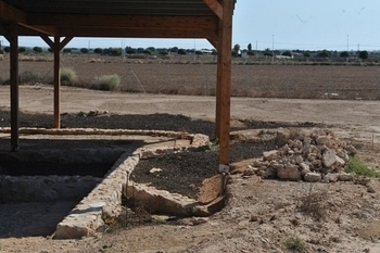 The Roman Villa of La Raya
