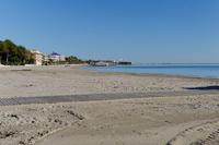 San Javier beaches: Playa El Castillico