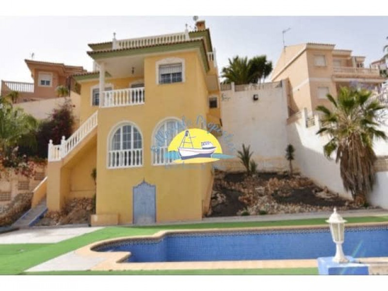 <span style=font-weight:300;font-family:lato;color:#0083c1;>€699995  </span>Villa for For Sale Bolnuevo - <span style=color:#036;font-size:16px;font-family:roboto>Bellavista Properties & Montemar Vacations Puerto de Mazarron</span>