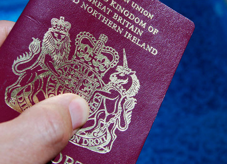British nationals living in Spain must now make passport applications online