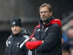 Ayew double teaches Liverpool's Klopp a lesson