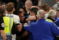 Hiddink condemns Chelsea-Spurs post-match scuffle